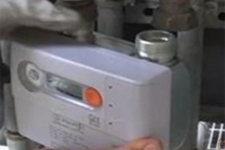 SOSTITUZIONE CONTATORI GAS-METANO